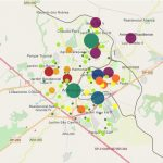 Coronavírus – incidência nos bairros de Araraquara