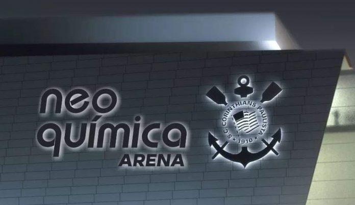 Itaquerão passa a se chamar Neo Química Arena | São Carlos em Rede