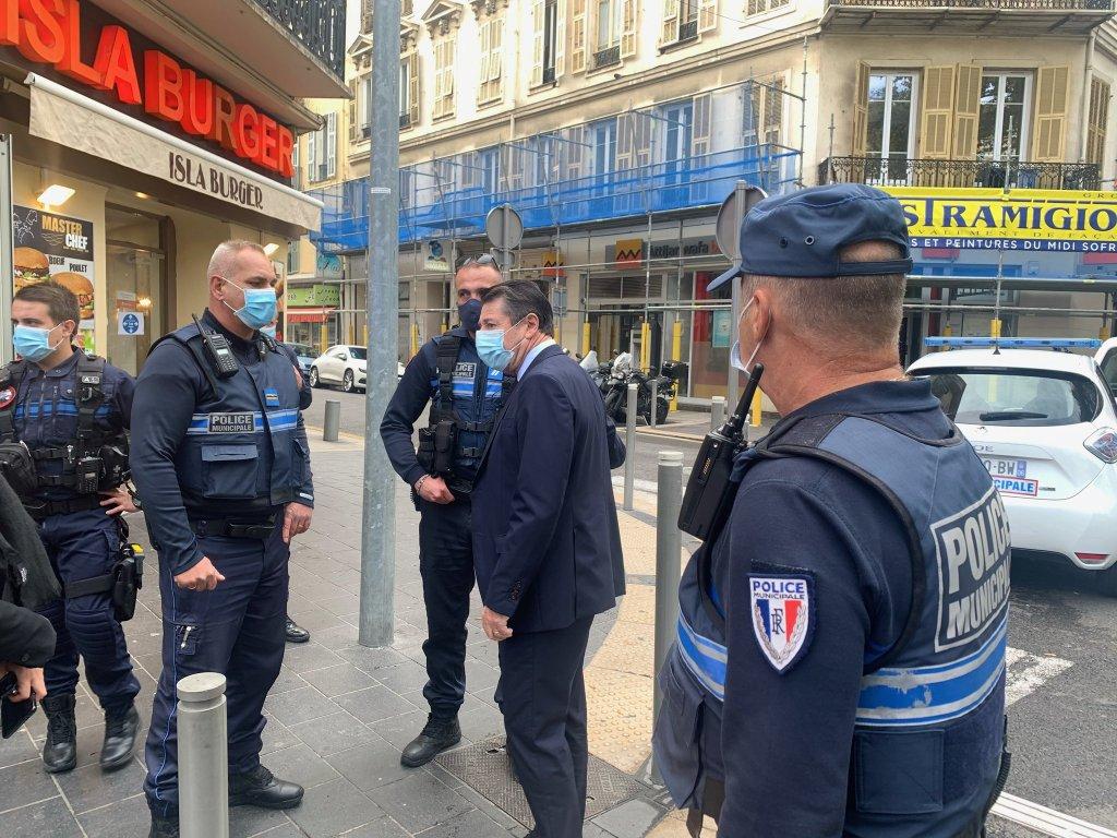 Ataque na França
