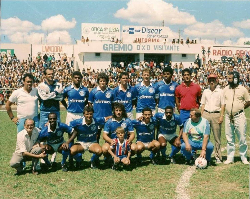 O famoso Grêmio, o verdadeiro
