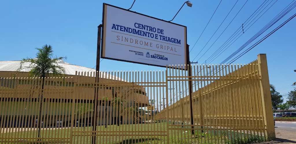 Centro fica no ginásio Milton Olaio